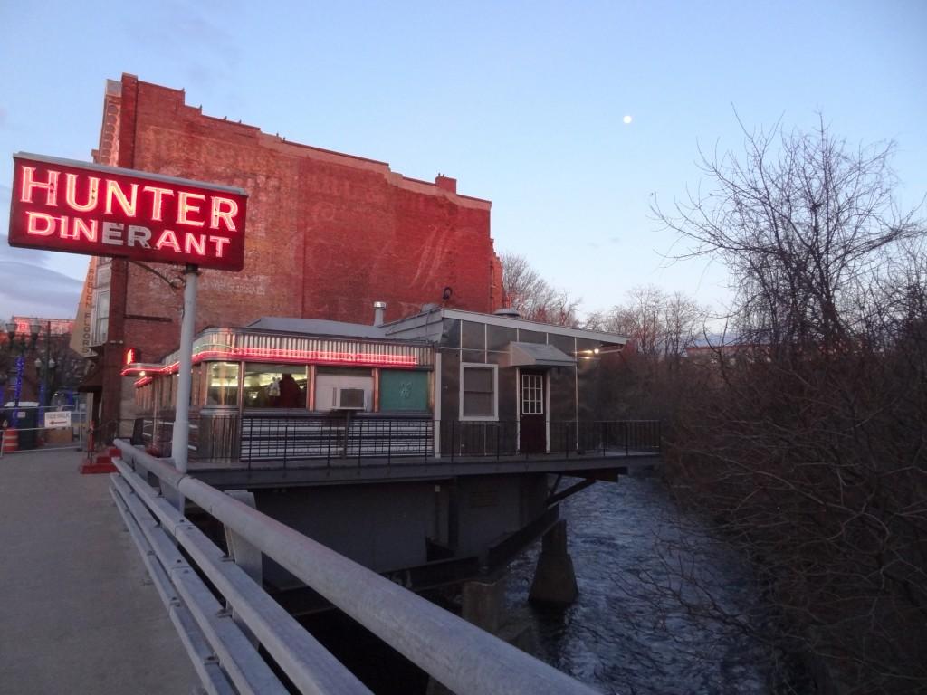 downtown Auburn New York, Finger Lakes region