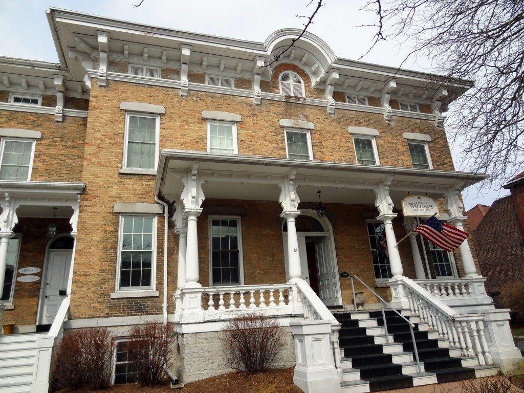Skaneateles mansion
