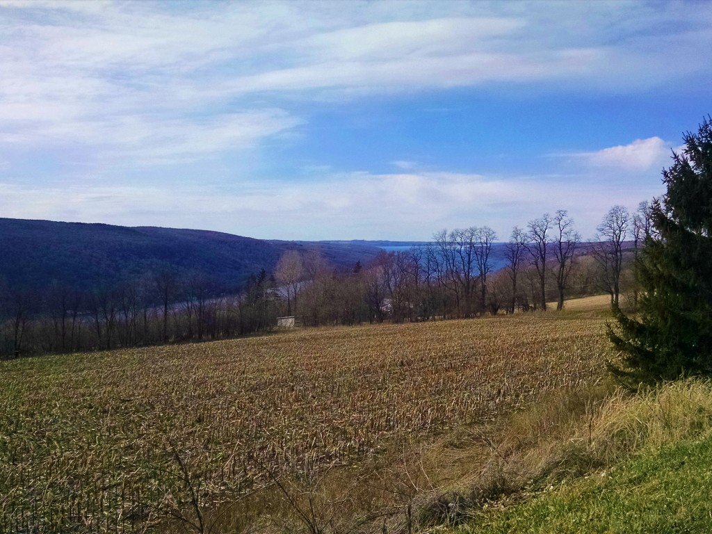 Lake Skaneateles, photographed by touring creative writing workshop presenter