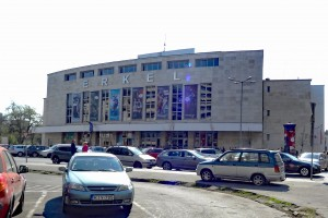 Erkel Theatre in Budapest