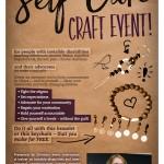 self care craft event