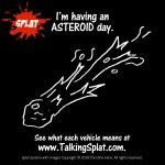 asteroid meme