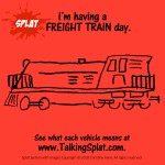 freight train meme