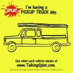 pickup truck meme