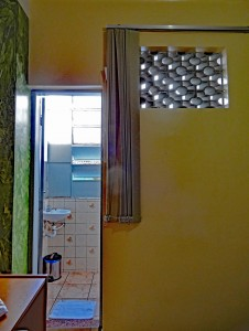 balcony bathroom